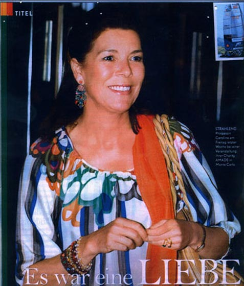 Ayala Bar - Princess Caroline of Monaco